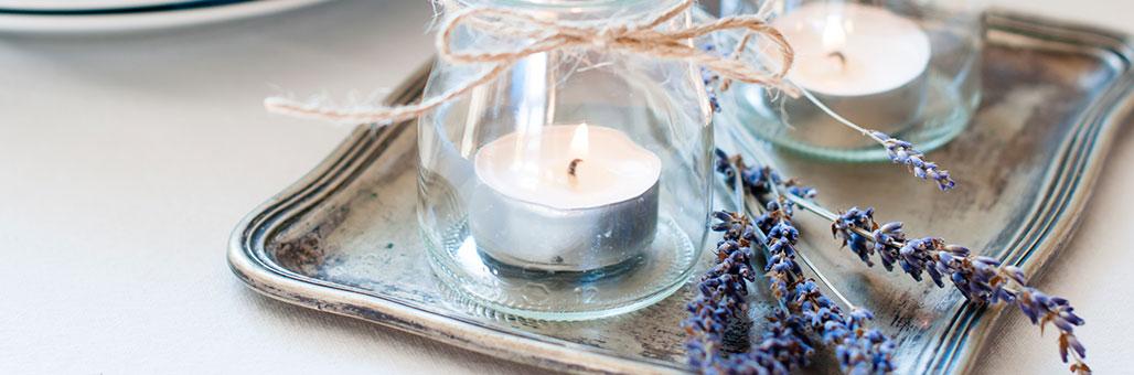 Decoraci n con velas jabones kleenex m xico - Decoracion con velas ...