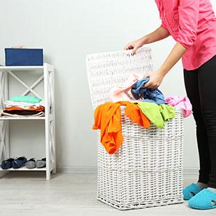 Importancia de los cestos para la ropa sucia jabones - Cestos para ropa sucia ...
